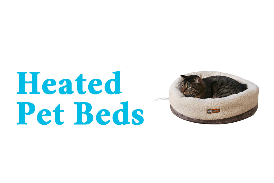 Heated Pet Beds