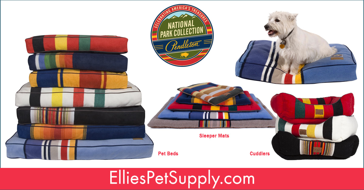National Park Collection Pet Beds by Pendleton